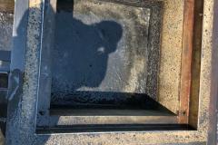 側溝汚泥除去清掃工事